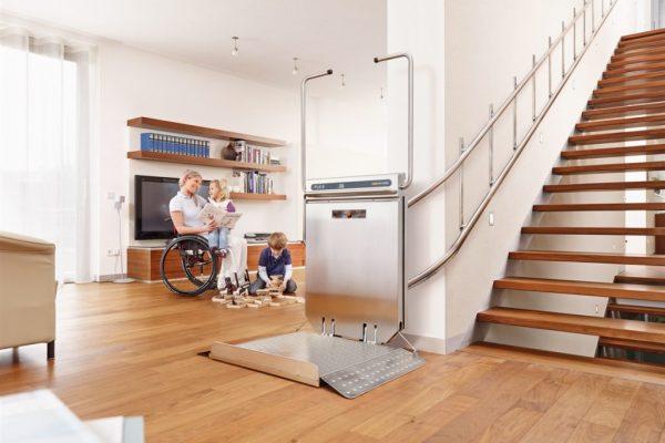 Für gerade und kurvige Treppen